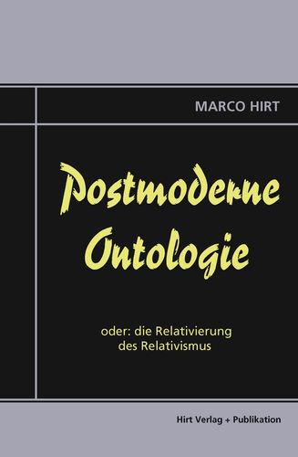 Postmoderne Ontologie