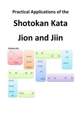 Practical Applications of the Shotokan Kata Jion and Jiin