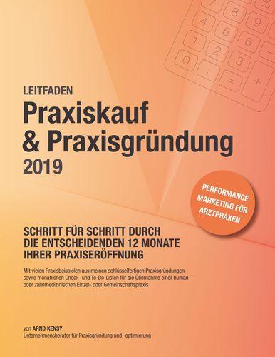 Praxiskauf & Praxisgründung 2019