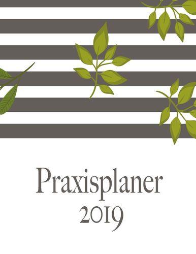 Praxisplaner 2019 und Praxistimer - Planungsbuch, Terminkalender, Therapie Kalender für das neue Jahr 2019