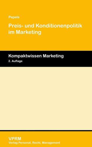 Preis- und Konditionenpolitik im Marketing
