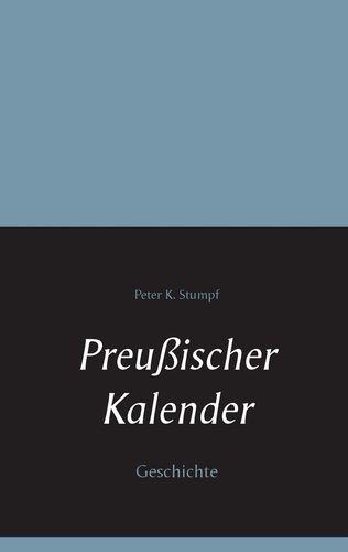 Preußischer Kalender