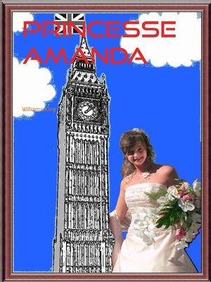 Princesse Amanda