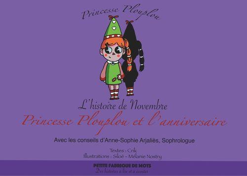 Princesse Plouplou et l'anniversaire