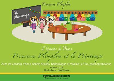 Princesse Plouplou et le Printemps