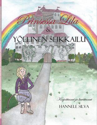 Prinsessa Lila ja Yöllinen Seikkailu