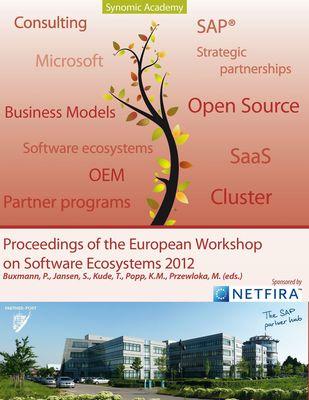 Proceedings of European Workshop on Software Ecosystems