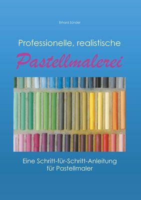 Professionelle, realistische Pastellmalerei