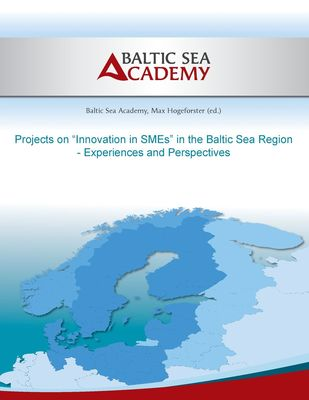 "Projects on ""Innovation in SMEs"" in the Baltic Sea Region"