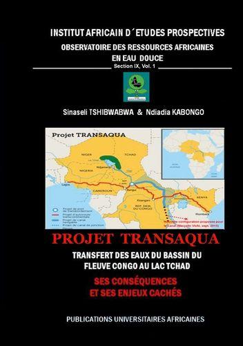 Projet Transaqua : Transfert des Eaux du Bassin du fleuve Congo au lac Tchad