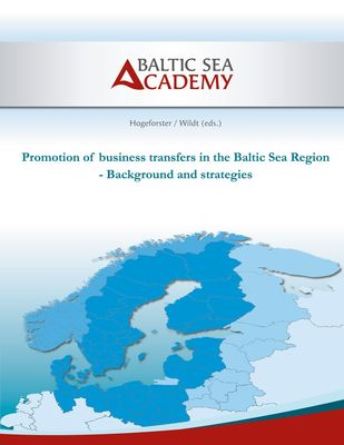 Promotion of business transfers in the Baltic Sea Region
