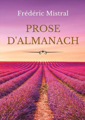 Prose d'almanach