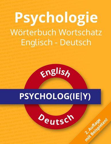 Psychologie Englisch