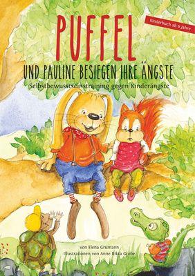 Puffel und Pauline besiegen ihre Ängste