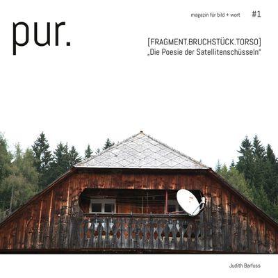 pur.  magazin für bild + wort  [#1]