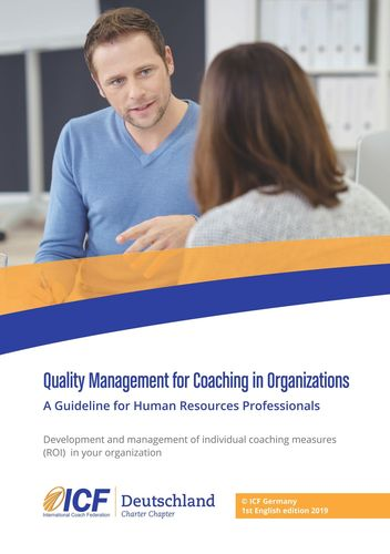 Quality Management for Coaching in Organizations