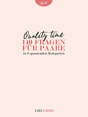 Quality Time für Paare