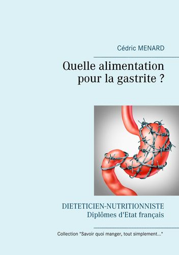Quelle alimentation pour la gastrite ?