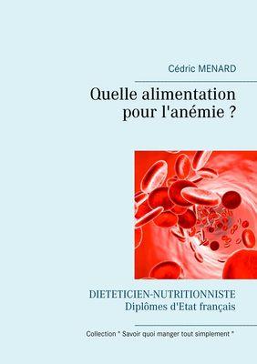 Quelle alimentation pour l'anémie ?