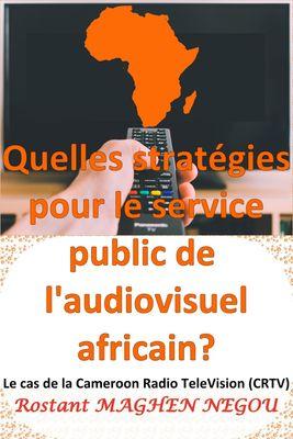 Quelles stratégies pour le service public de l'audiovisuel africain? : Le cas de la Cameroun Radio TeleVision (CRTV)