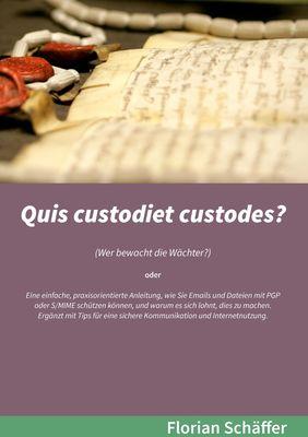 Quis custodiet custodes?