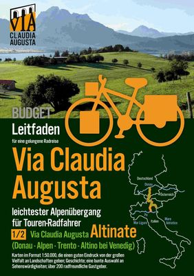 Rad-Route Via Caludia Augusta 1/2 Altinate BUDGET
