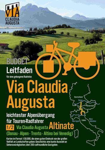 Rad-Route Via Caludia Augusta 1/2 Altinate BUDGET