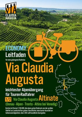 "Rad-Route Via Claudia Augusta 1/2 ""Altinate"" ECONOMY"