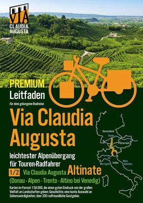 """Rad-Route Via Claudia Augusta 1/2 """"Altinate"""" PREMIUM"""