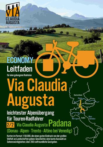 "Rad-Route Via Claudia Augusta 2/2 ""Padana"" ECONOMY"