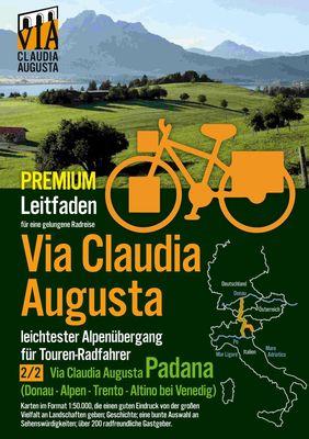 "Rad-Route Via Claudia Augusta 2/2 ""Padana""   P R E M I U M"