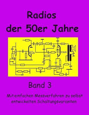 Radios der 50er Jahre Band 3