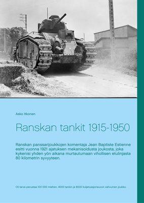 Ranskan tankit 1915-1950