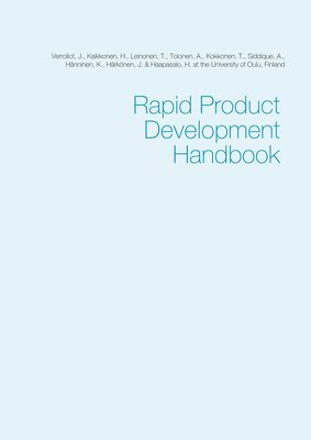 Rapid Product Development Handbook