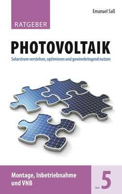 Ratgeber Photovoltaik, Band 5