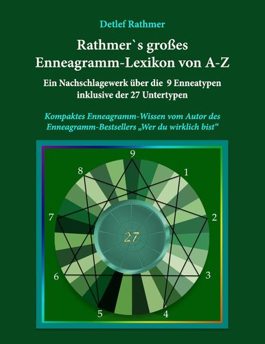 Rathmer's großes Enneagramm-Lexikon von A-Z