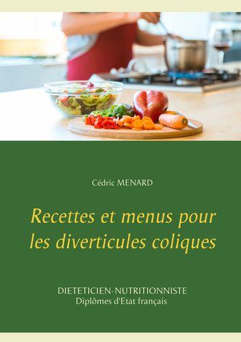 Recettes et menus pour les diverticules coliques