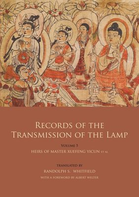 Records of the Transmission of the Lamp (Jingde Chuadeng Lu)