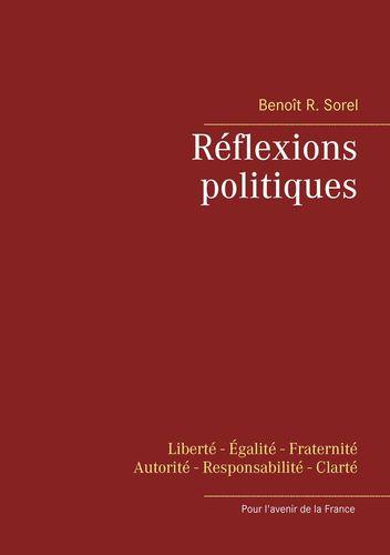 Réflexions politiques