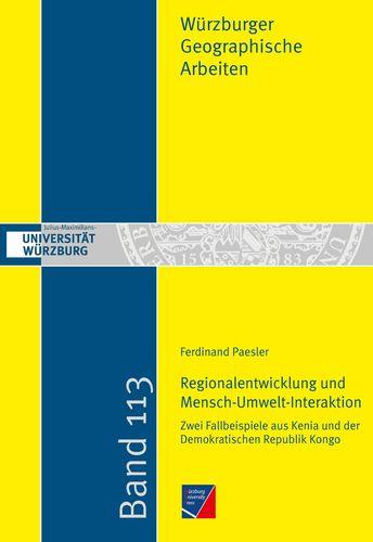 Regionalentwicklung und Mensch-Umwelt-Interaktion