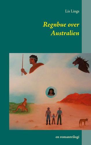 Regnbue over Australien