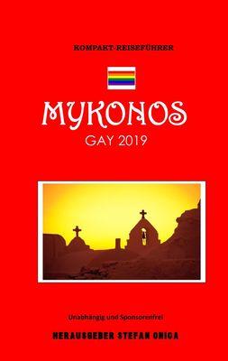 Reiseführer Mykonos Gay 2019