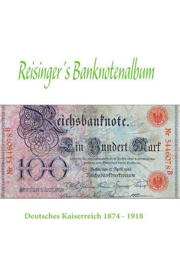 Reisinger's Banknotenalbum