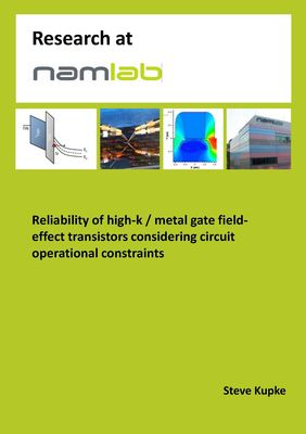 Reliability of high-k / metal gate field-effect transistors considering circuit operational constraints