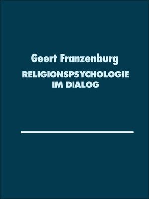 Religionspsychologie im Dialog