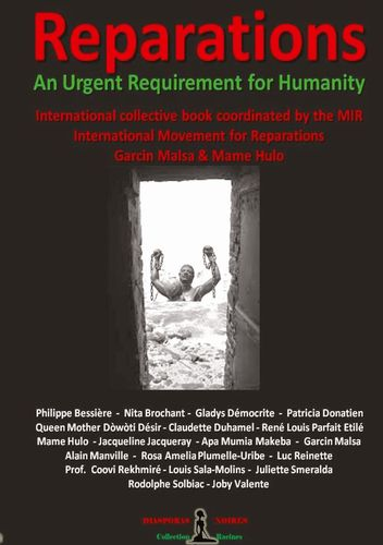 REPARATIONS - An urgent requirement for Humanity