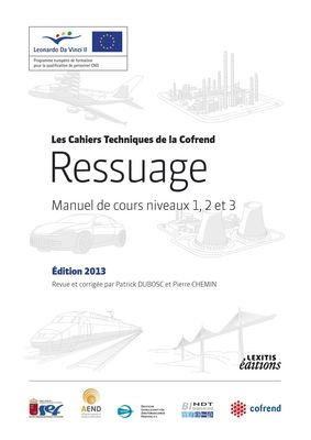 Ressuage Manuel de cours niveaux 1, 2 et 3 Edition 2013