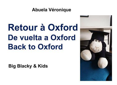Retour à Oxford