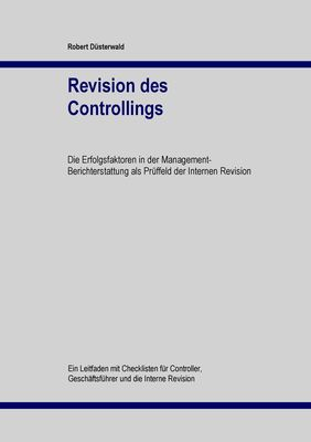 Revision des Controllings