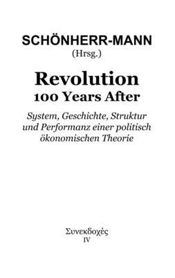 Revolution 100 Years After